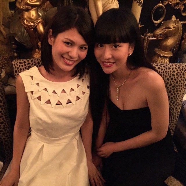 画像: #gossi  #AIDIDOJI #HANNAOZAKI 久々♡お誕生日おめでとう♡‼︎ instagram.com