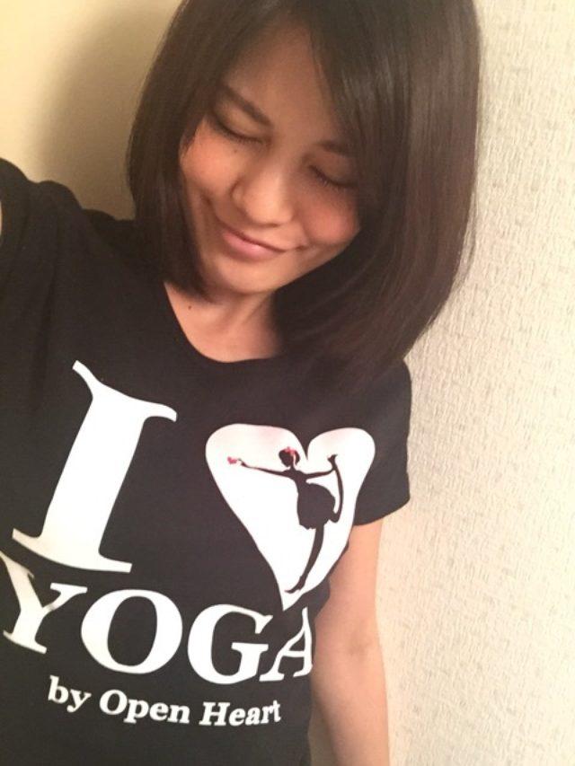 画像: OpenHeartヨガスタジオ吉祥寺店へお邪魔しました♡