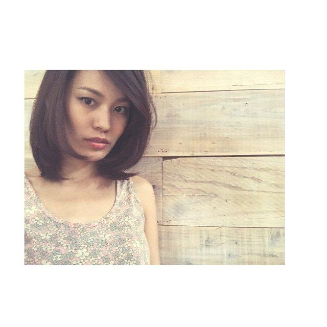 画像: #撮影 #model #japan #ozakihanna #尾崎ハンナ #self  ナチュラル instagram.com