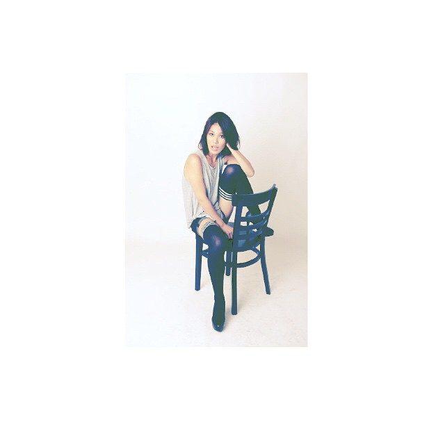 画像: #尾崎ハンナ #model #HannaOzaki  なつかしー instagram.com