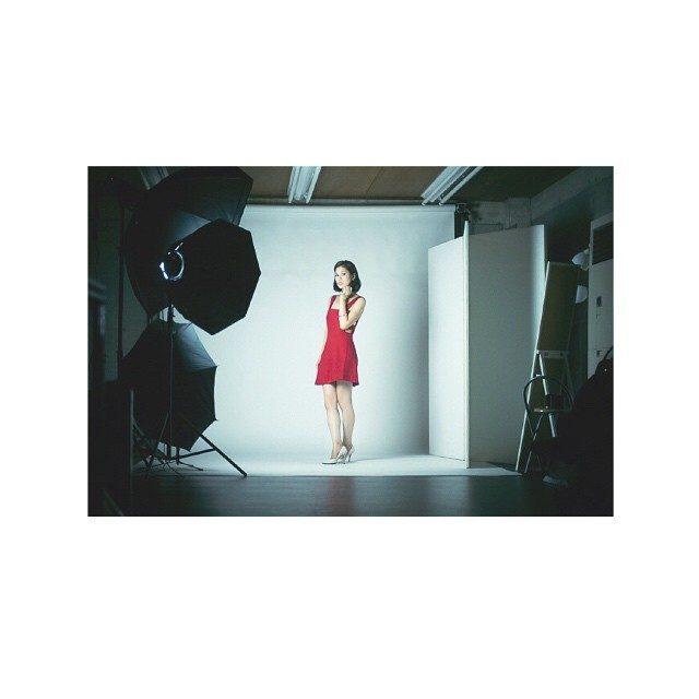 画像: #HannaOzaki  #尾崎ハンナ 作品撮りしたいな〜♪ instagram.com