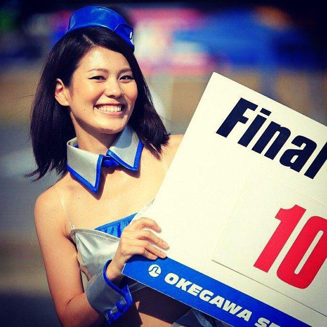 画像: #桶川 #motorSports #racequeen instagram.com