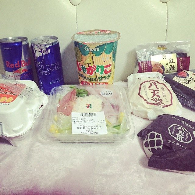 画像: #撮影会 #差し入れ #感謝 #ありがとうございます #みなさんのお気持ちが私の心が豊かになり笑顔になれます # エナジードリンク #唯一飲めるレッドブル #1日1缶まで #体質的な理由で ❤️ instagram.com