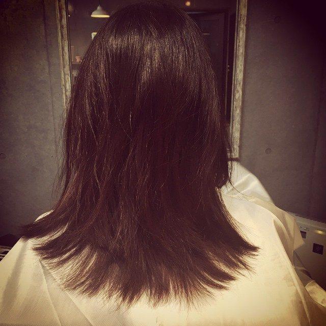 画像: #ヘアカット #美容院 #麻布十番 今年最後の調整 www.instagram.com