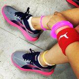 画像: #IGNTEDXB #IGNITESG #IGNITETokyo #PUMA  #running #shoes  目標:今月100キロ走る www.instagram.com