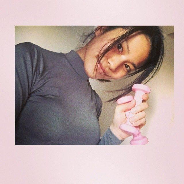 画像: 煮詰まったら筋トレ&ランニング&ヨガ 外気が冷たくて体が上手く動かない(>_<) #training #running #yoga #puma #pumagirls  @imageSizer #imageSizer #quoteoftheday # ... www.instagram.com