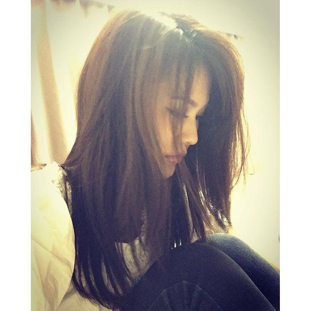 画像: さよならロングヘア✨ #ヘアースタイル #秋ヘアー #バッサリ #気分転換 #明日はボブに #ボブ www.instagram.com