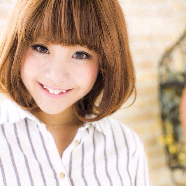 画像: ふわふわヘアスタイル♡  #撮影 #モデル