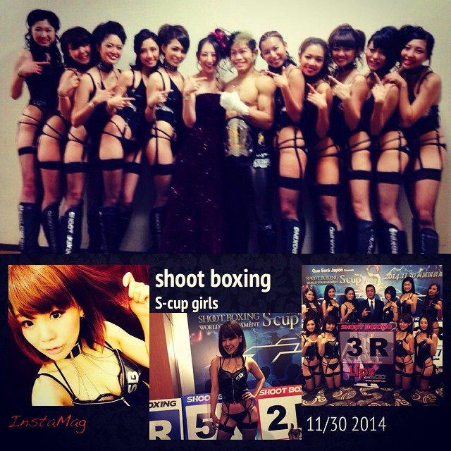 画像: ちょいと過激な衣装だけど…♡ 世界大会すごかったです^ ^ #FotoRus #shootboxing #S-cup #ラウンドガール #世界大会