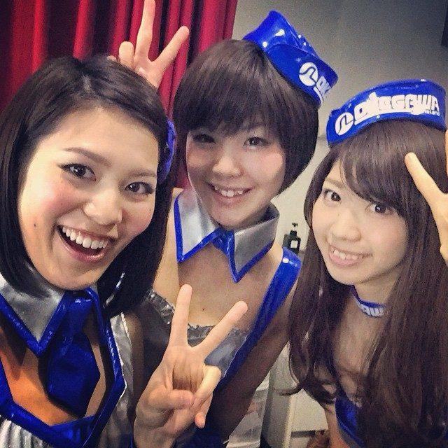 画像: 今年も桶川サーキットレディつとめます♡♡♡よろしくお願いします〜!^ ^