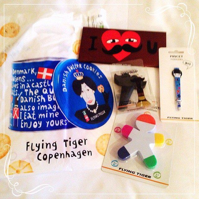 画像: お台場アクアシティ♡ 行きたかったショップへ^ ^ プチプラアイテムたくさんの雑貨屋さんだよーーー♡ #プチプラ #FlyingTiger instagram.com