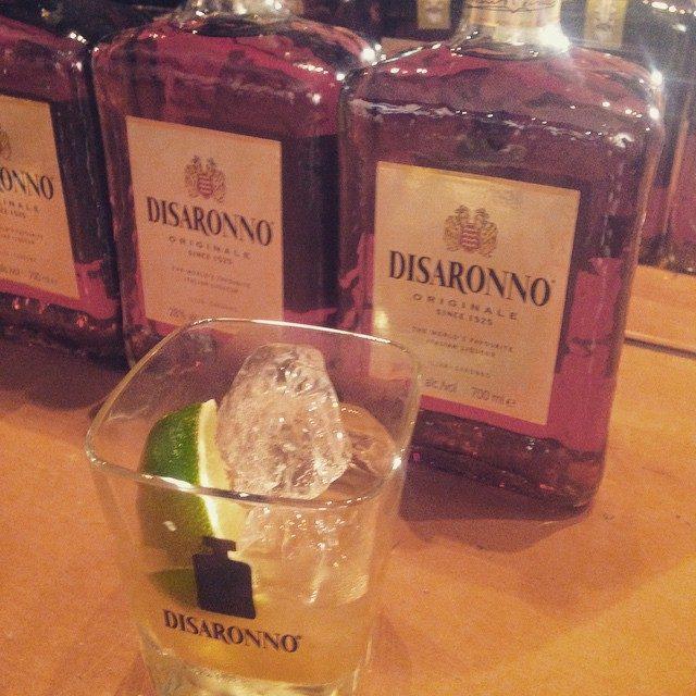 画像: #DISARONNO ロックもいいし ジンジャー割も美味しいよ〜♡ #ディサローノ instagram.com