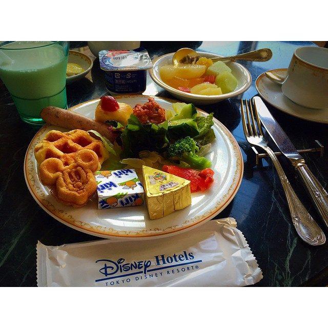 画像: もりもりランチビュッフェ♡ #ランドホテル #姉妹でお泊まり instagram.com