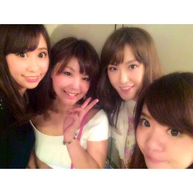 画像: #tokyolounge  きのうのメンバー*\(^o^)/* #TGC instagram.com