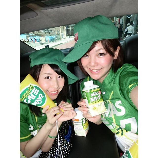 画像: 7/20 東北放送 One switch café 8:55-10:35 先日収録したザバスミルク女子 放送されるよー♡ みてねん*\(^o^)/* #ザバスミルク #ザバスミルク女子 #東北放送 #放送みてね! instagram.com