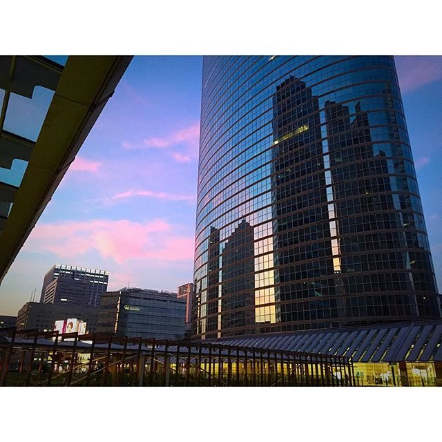 画像: きょうの空がかわいい♡ #空 #撮影中 instagram.com