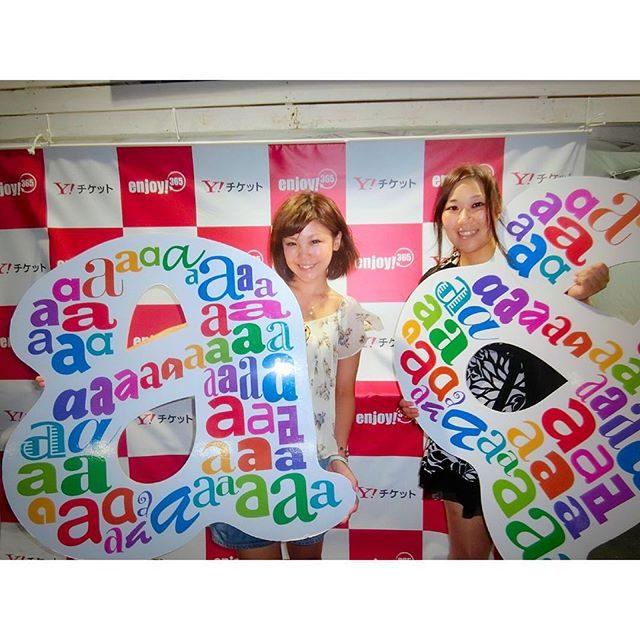 画像: #エーネーション♡ #Yチケットブース に行くと チェキ撮ってもらえるよー*\(^o^)/*♡ わーい♡ instagram.com