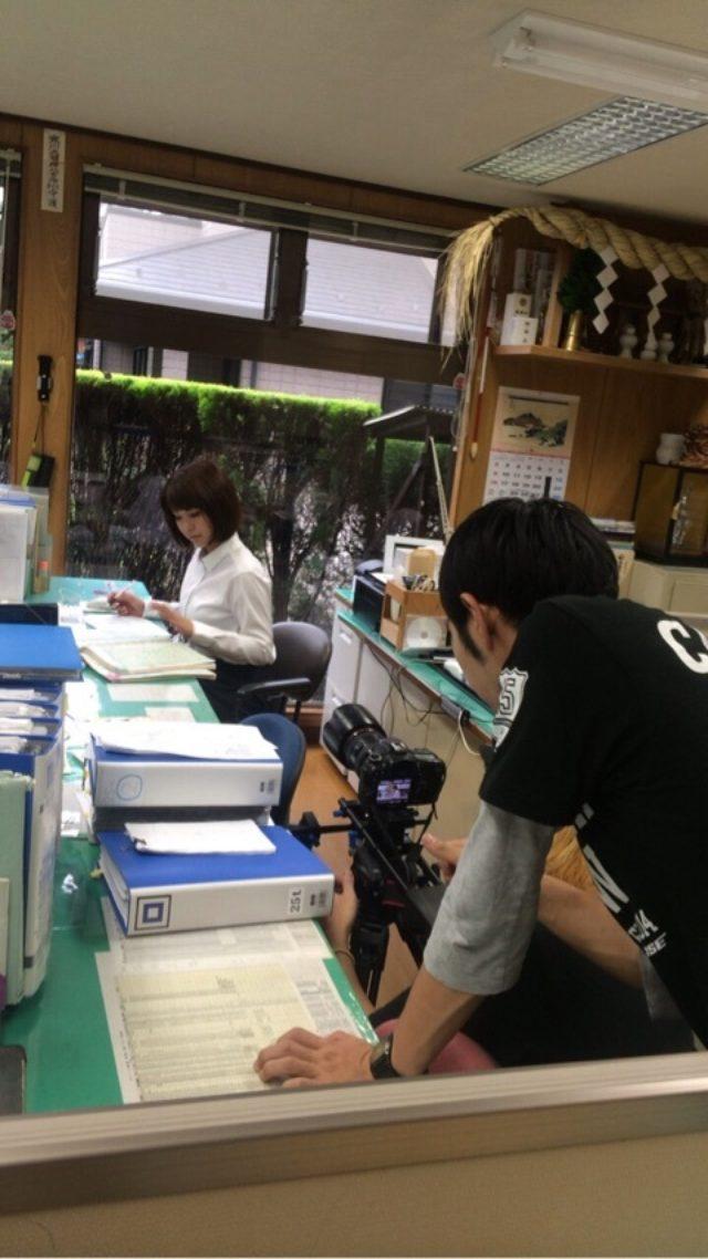 画像: オフショット♡出来上がりが楽しみ!*\(^o^)/*