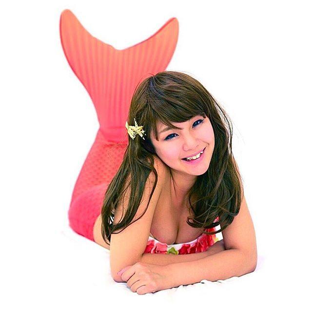 画像: ✳︎ #人魚姫♡ データいただきました*\(^o^)/*♡ ブログにUPしまーす♡ #マーメイド #水着 #撮影 #コスプレ ##like4like#likeforlike #likes #follow #followme #follow4foll ... instagram.com