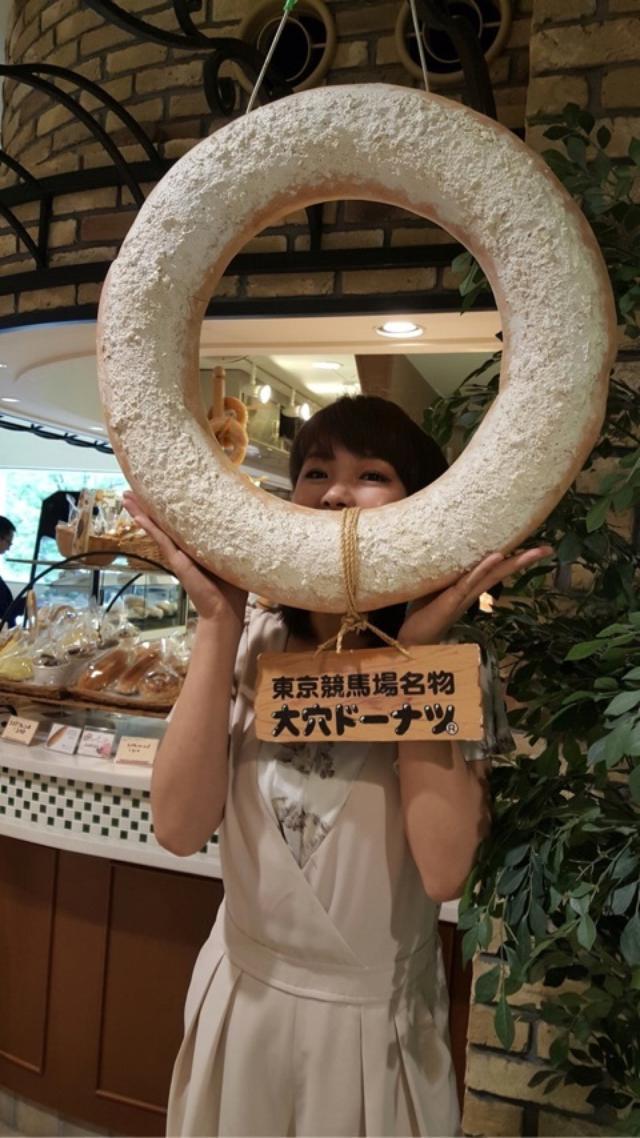 画像: anan総研うま部♡フローラS!うまびグルメ取材へ!!!