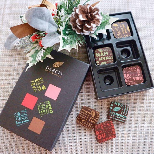 画像: ・ #ブラックフライデー は どう過ごしたかなー??? #まあみ はというと… #チョコレート を食べて のんびりリフレッシュ ・ ベルギーチョコ #DARCIS の #beantobonbon (#ビーントゥボンボン) 1つずつ異なる産地の カ ... www.instagram.com