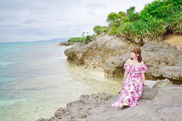 画像: ・ 沖縄もいいなぁ✨ 去年は3回行ったの #旅計画 ・ #maami #まあみ #まあみの歩き方 #まあみトラベル #沖縄 www.instagram.com
