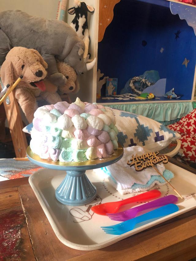 画像: スマッシュケーキ撮影でまさかの...