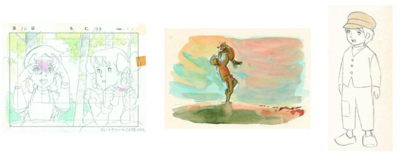 画像: 日本アニメーション創業40周年を記念した企画展が東京・池袋で今夏開催!