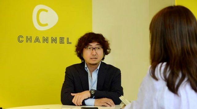 画像: C Channel(株)森川亮代表