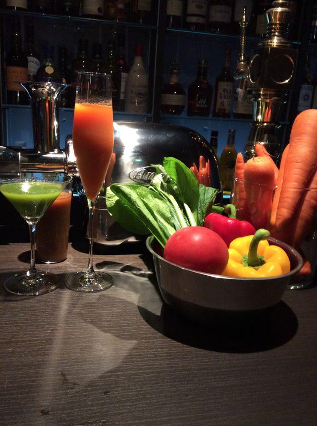 画像1: 渋谷・道玄坂に東北直送の減農薬野菜を使ったヘルシーBARが7月1日オープン