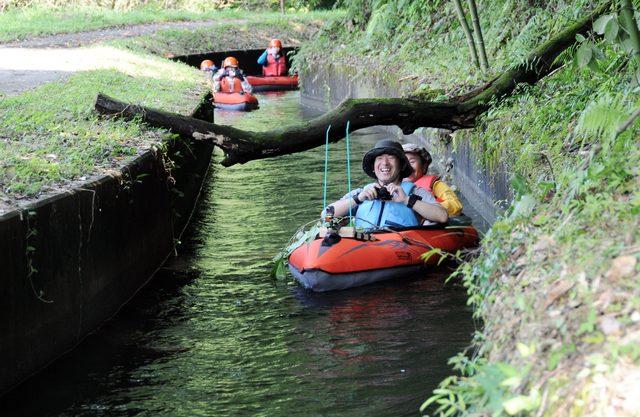 画像: 九州で唯一、原井手下りができる「イデベンチャー」に新コースが登場!