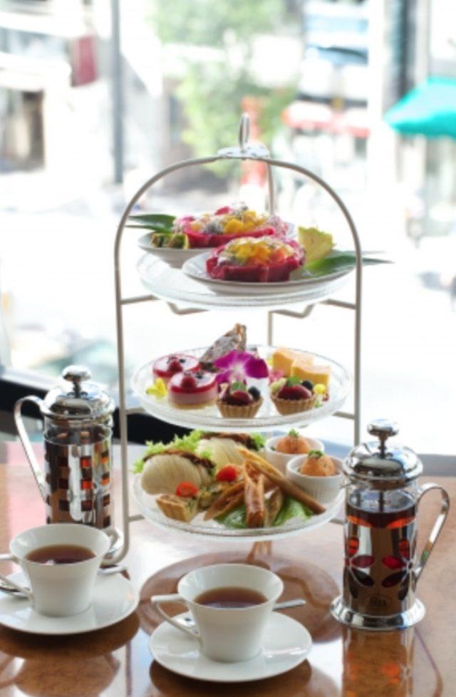 画像: tcc Café & Restaurant 銀座店8月10日(月)午後1時より