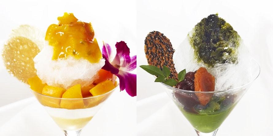 画像: 限定20食!平日限定プレミアムかき氷 | ホテル日航東京