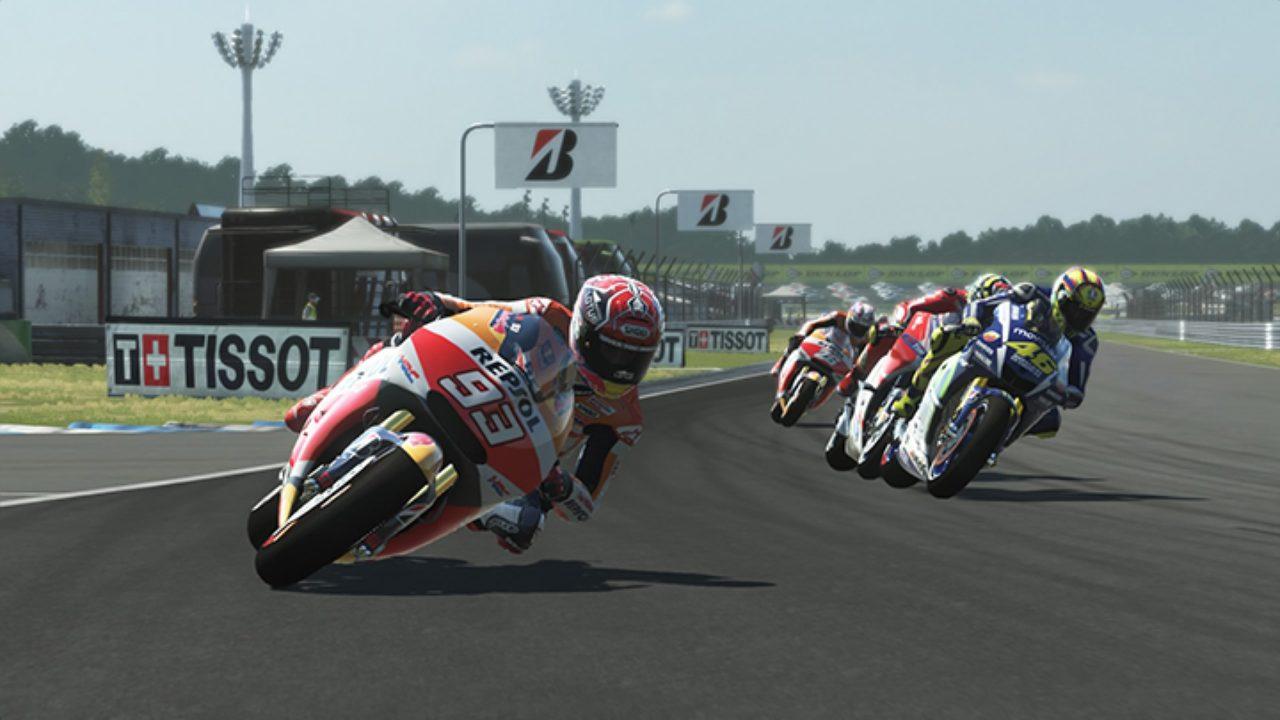 画像: MotoGP™15 モータースポーツレーシング - インターグロー
