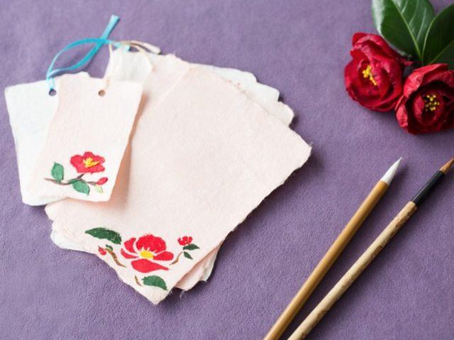 画像3: 椿の花びら染めや生せっけんづくりで椿の魅力を体感しよう!