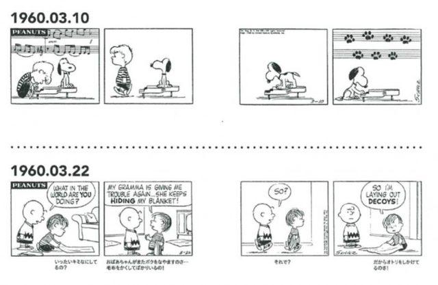 画像: 宇宙飛行士、パイロット、外科医…さまざまな職業を夢見るスヌーピー。そのはじまりが60年代に初めて小説家に変装したことです。60年代は恋するチャーリー・ブラウン、ルーシーの精神分析スタンドなど、キャラクターたちの個性が確立していく時代。 50年代に続き、谷川俊太郎さんの新訳も満載の172本を収録!