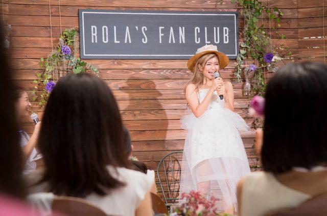 画像1: 「ROLA'S FAN CLUB」は8月19日から会員登録がスタート!