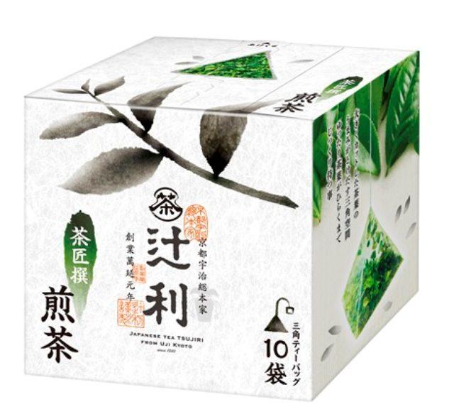 画像: ティー バッグで淹れる上質のおもてなし 「<辻利>茶匠撰 煎茶」新発売