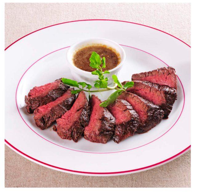 画像: 牛ハラミ バベットステーキ USプライム