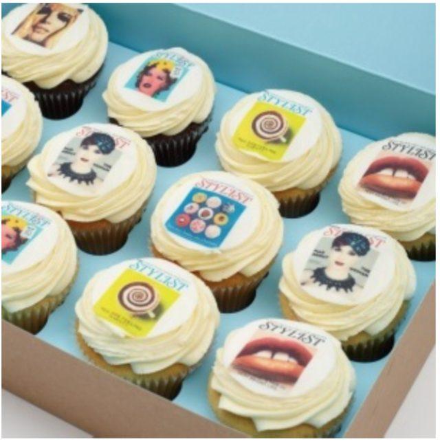 画像: 【Image Cupcakes】 お好きなイメージがプリント出来るLOLA'S Image Cupcakes。パーティーシーンでお楽しみいただける他、企業ロゴや写真をプリントしてブランドイメージの向上にお役立ていただけます。 Regular(レギュラー) オーダー30個より +¥115 Tiny(タイニー)         オーダー50個より +¥ 70