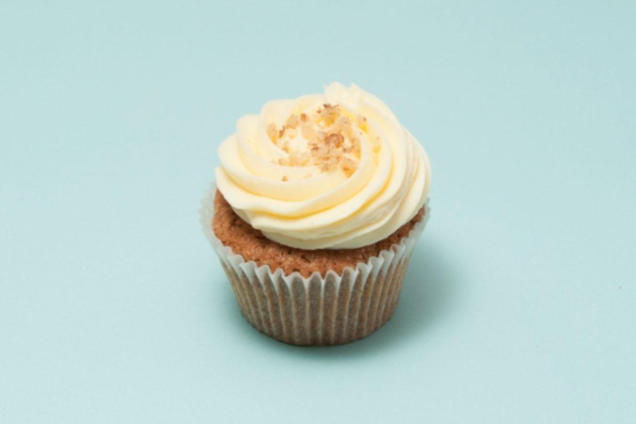 画像: Carrot/キャロット 欧米では誰もが昔から馴染みの深いケーキがキャロットケーキ。チーズクリームとの相性が抜群 Regular レギュラー  480円(税別) Tiny   タイニー    260円(税別)