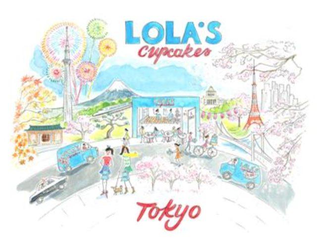 画像: 「LOLA'S Cupcakes/ローラズ・カップケーキ」とは?