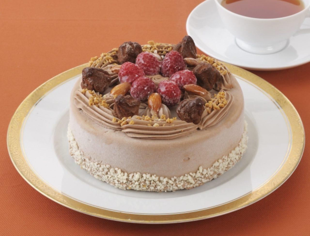 画像: ケーキのこだわりを、アイスにも!ベルギー産チョコレートを使った本格派のアイスケーキ!