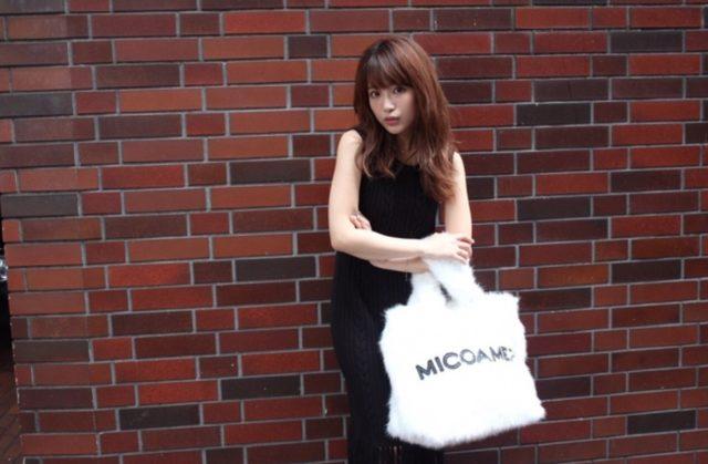 画像1: くみっきーがディレクターを務めるLADIES BRAND 「MICOAMERI」がグランドオープン!