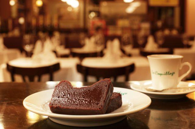 画像: 神楽坂のフレンチレストランによるプレミアムチョコスイーツ 『テリーヌ ドゥ ショコラ』