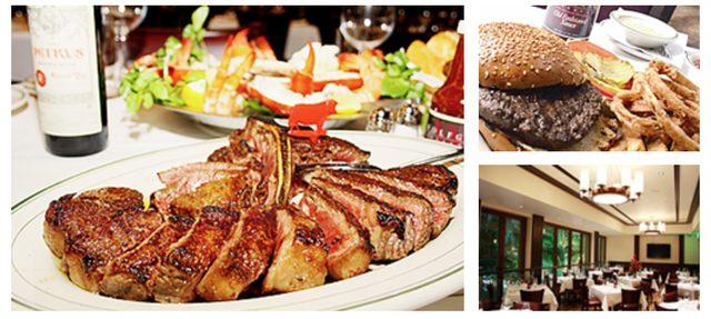 画像: ■1位 ウルフギャングステーキハウスの「プライムステーキ」 ニューヨークの名門ステーキレストランに40年以上勤めたウルフギャング・ズウィナー氏が創業したお店。 28日間かけて熟成した肉は、旨みと甘みがあり極上ステーキが楽しめます。最上級黒毛アンガスビーフを熟成しオーダーを受けてからカットし、ステーキとして提供されます。「今年も春に食べに行きましたが、半端なくうまい!お値段もなかなかのものですが、絶対にハワイに行けば食べに行くべきです。」のように、噛めば噛むほど味い深くなる熟成肉にファンの支持が集まりました。 住所:ロイヤル・ハワイアン・センターC館3階 2301 Kalakaua Ave, Honolulu, HI 96815