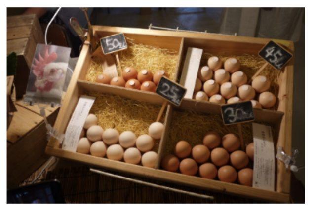 画像: 北坂養鶏場 卵 あたりまえのことを大切にしたいという想いのもと鶏をはぐくみ、たまごを中心にさまざまな生産物をお届けしています。いのちと向き合う仕事はたいへんなことも多いですが、わたしたちのこだわりから生まれたたまごを召し上がっていただき美味しい」という評判を聞くときは本当にうれしい気持ちでいっぱいになります。