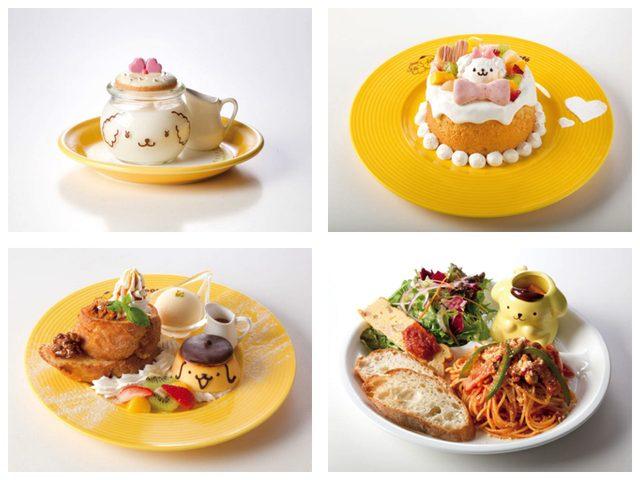 画像: 「ポムポムプリンカフェ」が横浜に10月28日(水)オープン!