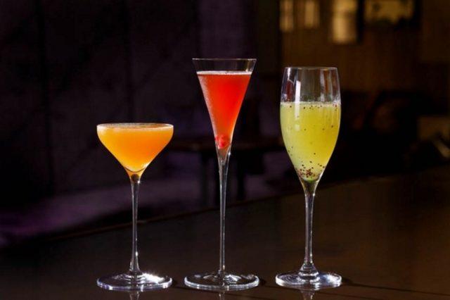 画像2: 銀座のバーにて、ヴィンテージシャンパーニュで乾杯!