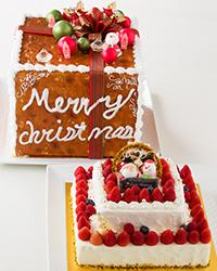 画像: クリスマスケーキコレクション   クリスマス・お正月の案内   ホテル インターコンチネンタル 東京ベイ